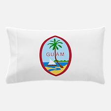 Guam Seal Pillow Case