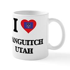 I love Panguitch Utah Mug