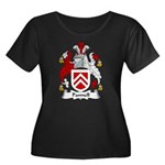 Pannell Family Crest Women's Plus Size Scoop Neck