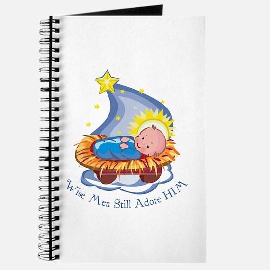 Wise Men Adore HIM Journal