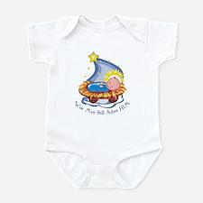 Wise Men Adore HIM Infant Bodysuit