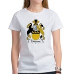 Pakeman Family Crest Women's T-Shirt
