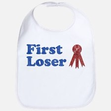 Second Place, First Loser Bib
