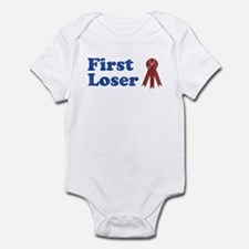 Second Place, First Loser Infant Bodysuit