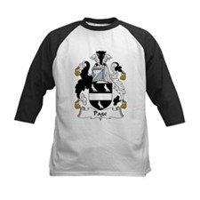Page Family Crest Tee