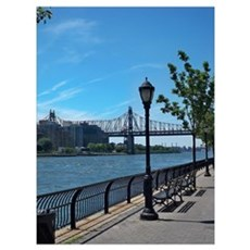 59th Street Bridge Canvas Art