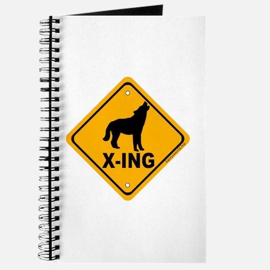 Wolf X-ing Journal