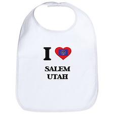 I love Salem Utah Bib