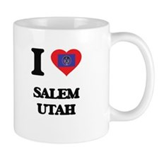 I love Salem Utah Mugs