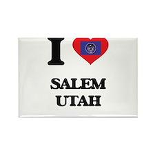 I love Salem Utah Magnets
