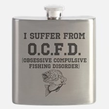 Obsessive Compulsive Fishing Disorder Flask