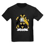 Oxney Family Crest Kids Dark T-Shirt