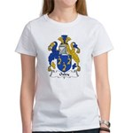 Oxley Family Crest Women's T-Shirt