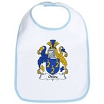 Oxley Family Crest Bib