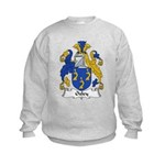 Oxley Family Crest Kids Sweatshirt