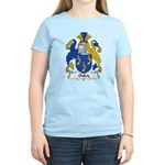 Oxley Family Crest Women's Light T-Shirt