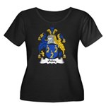 Oxley Family Crest Women's Plus Size Scoop Neck Da