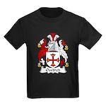 Owtred Family Crest Kids Dark T-Shirt