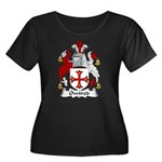 Owtred Family Crest Women's Plus Size Scoop Neck D