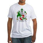 Owlton Family Crest Fitted T-Shirt
