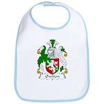 Owlton Family Crest Bib