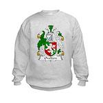 Owlton Family Crest Kids Sweatshirt