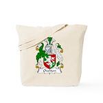 Owlton Family Crest Tote Bag