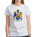 Overman Family Crest Women's T-Shirt