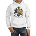 Overman Family Crest Hooded Sweatshirt