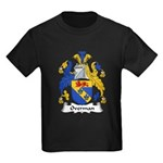 Overman Family Crest Kids Dark T-Shirt