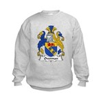 Overman Family Crest Kids Sweatshirt
