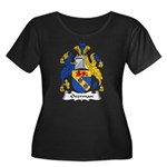 Overman Family Crest Women's Plus Size Scoop Neck