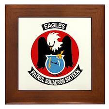 VP-16 War Eagles Framed Tile