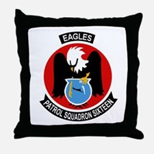 VP-16 War Eagles Throw Pillow