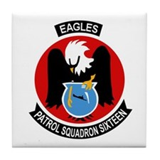 VP-16 War Eagles Tile Coaster