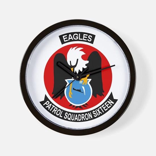 VP-16 War Eagles Wall Clock