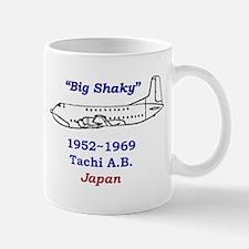 C-124 Big Shaky Tachikawa air base japan Mugs