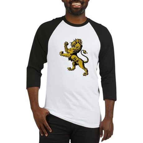 Rampant Lion Baseball Jersey