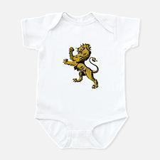 Rampant Lion Infant Bodysuit