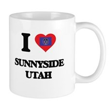 I love Sunnyside Utah Mugs