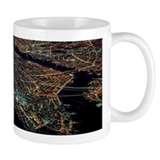 i miss ny. this design is private. no marketp Mugs