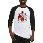 Orby Family Crest Baseball Jersey