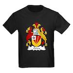 Onley Family Crest Kids Dark T-Shirt