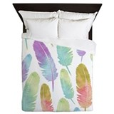 Tribal Queen Duvet Covers