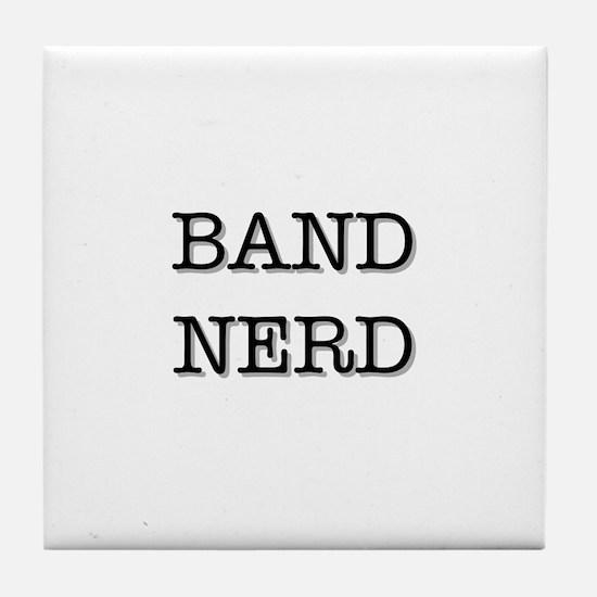 Unique Band camp Tile Coaster