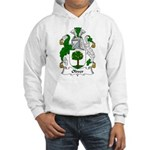 Oliver Family Crest Hooded Sweatshirt