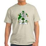 Oliver Family Crest Light T-Shirt
