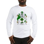 Oliver Family Crest Long Sleeve T-Shirt