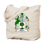 Oliver Family Crest Tote Bag