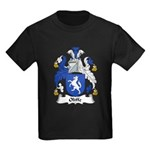 Oliffe Family Crest Kids Dark T-Shirt
